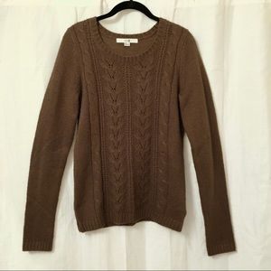 Brown Forever 21 Sweater
